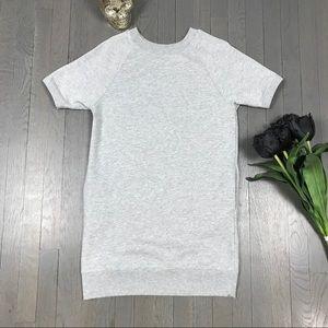 Gap Short Sleeve Sweatshirt Shirt Casual Dress